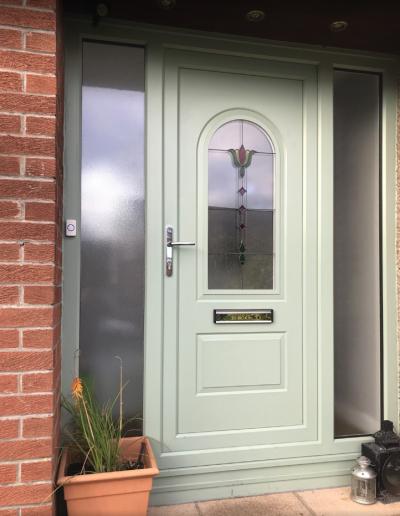 Composite doors Glasgow