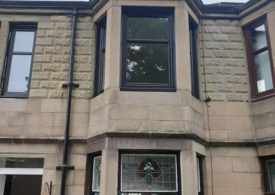 double glazing cost Glasgow
