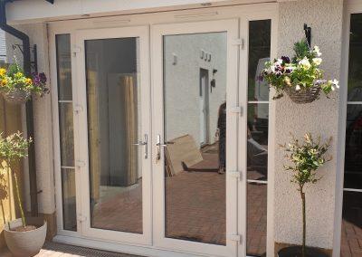 UPVC door installers Glasgow
