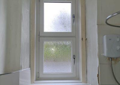 bathroom glazing